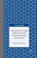 The Policy and Politics of Food Stamps and SNAP Pdf/ePub eBook