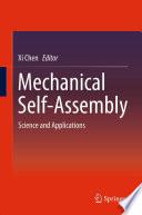 Mechanical Self Assembly Book PDF