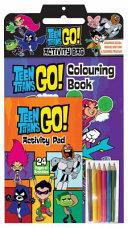 Teen Titans Go   Activity Bag  DC Comics