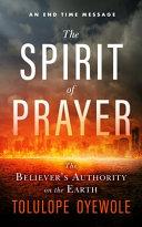 The Spirit of Prayer Book