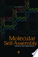 Molecular Self Assembly Book