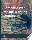 Semantic Web for the Working Ontologist Book