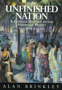 The Unfinished Nation Book