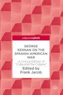 Pdf George Kennan on the Spanish-American War Telecharger
