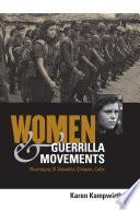 Women   Guerrilla Movements
