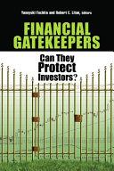 Financial Gatekeepers