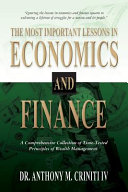 The Most Important Lessons in Economics and Finance Book