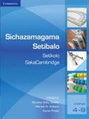 Books - Sichazamagama Setibalo Setikolo Sakacambridge (Siswati) | ISBN 9781107555686