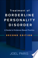 Treatment of Borderline Personality Disorder  Second Edition