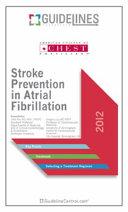Stroke Prevention in Atrial Fibrillation 2012