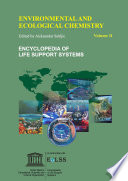 ENVIRONMENTAL AND ECOLOGICAL CHEMISTRY   Volume II