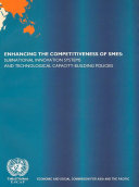 Enhancing The Competitiveness Of Smes Book PDF