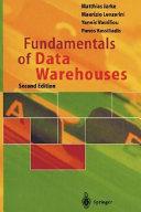 Pdf Fundamentals of Data Warehouses