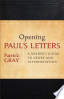 Opening Paul S Letters