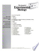 Journal of Experimental Biology  , Volume 212,Edição 7