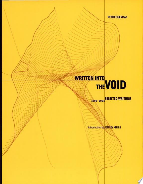 Written Into the Void