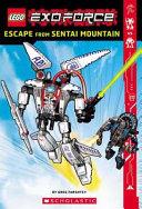 Escape from Sentai Mountain Book PDF