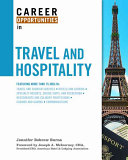 Career Opportunities in Travel and Hospitality