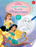 Disney Princess  Learn to Draw Favorite Princesses Book PDF
