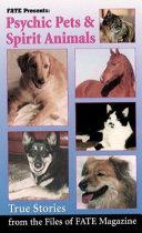 Psychic Pets   Spirit Animals