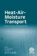 Pdf Heat-air-moisture Transport