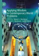 Pdf Applying Wisdom to Contemporary World Problems Telecharger