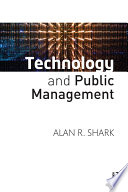 Technology and Public Management Book