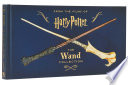 Harry Potter  The Wand Collection  Book