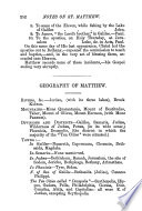 St  Matthew s Gospel  the text divided into paragraphs  and arranged chronologically  with notes  by J  Davies Book PDF