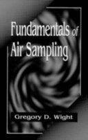 Pdf Fundamentals of Air Sampling