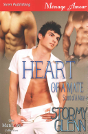 Heart of a Mate [Scent of a Mate 4] (Siren Publishing Menage Amour Manlove)