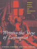 Pdf Writing the Siege of Leningrad