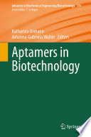 Aptamers in Biotechnology Book