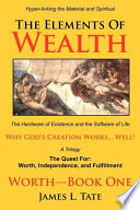 The Elements Of Wealth Book