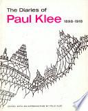 The Diaries of Paul Klee  1898 1918