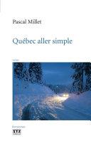 Québec aller simple Pdf/ePub eBook
