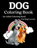 Dog Coloring Book PDF