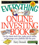 Everything Online Investing Book