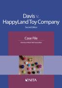Davis v. HappyLand Toy Company