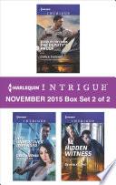 Harlequin Intrigue November 2015 Box Set 2 Of 2