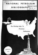Petroleum Literature Index Book PDF