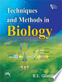 Techniques And Methods In Biology Book PDF