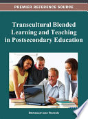 Transcultural Blended Learning and Teaching in Postsecondary Education Book PDF