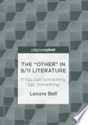 The    Other    In 9 11 Literature