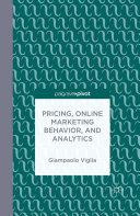 Pricing, Online Marketing Behavior, and Analytics