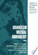 Advances in Mucosal Immunology