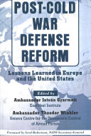 Post Cold War Defense Reform