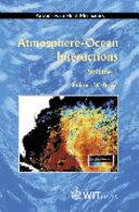 Atmosphere-ocean Interactions