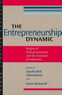 The Entrepreneurship Dynamic