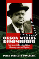 Orson Welles Remembered